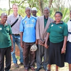 FMNR Yata Kenya watershed committee Dec2017